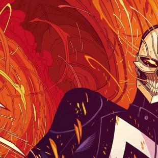 Découvrez le nouveau Ghost Rider
