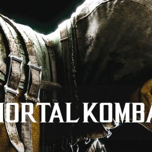 OH Shit ! Mortal Kombat X !
