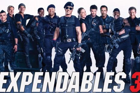 Un Expendables 3 EXPLOSIF !!