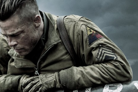 Découvre le nouveau Brad Pitt : Fury