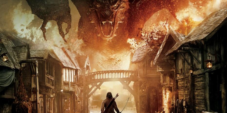 [SDCC] Le Hobbit : la Bataille des Cinq Armées – le trailer