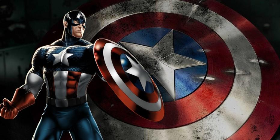 Captain America : Les origines