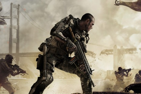 La claque Call of Duty: Advanced Warfare !