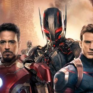 Une version longue pour le trailer d'Avengers 2.