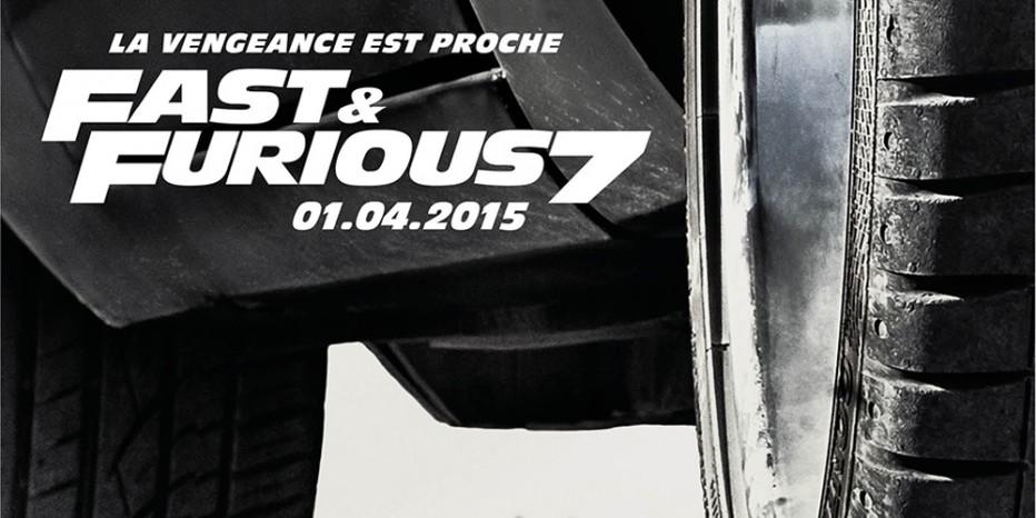 Ça roule en vidéo pour Fast & Furious 7
