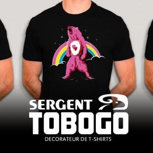 [Terminé]**Concours** T-shirt Sergent Tobogo