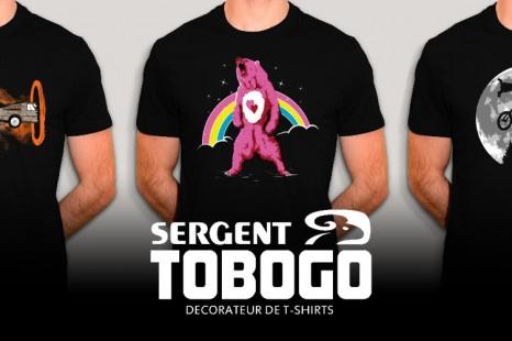 Sergent Tobogo fête ses 2 ans !