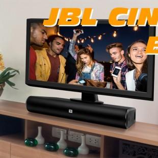 Le JBL Cinema Base débarque !