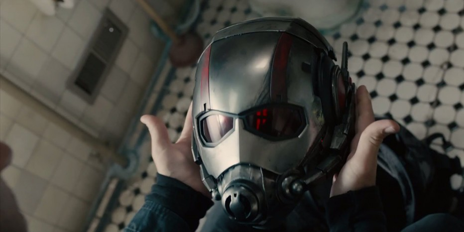 Ant-Man, un trailer « action »