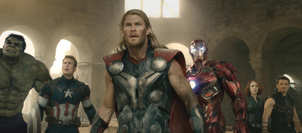 Tous nos héros sont réunis pour affronter une nouvelle menace...