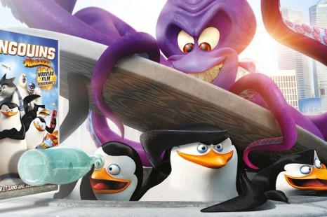 DVD – Les Pingouins de Madagascar
