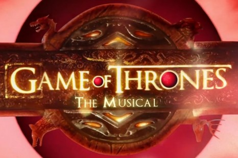 Game of Thrones, la comédie musicale !
