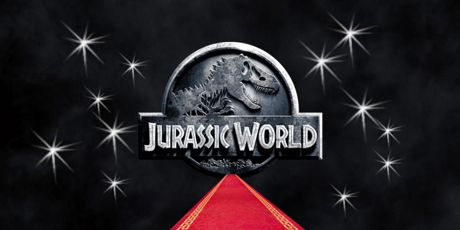 Tapis rouge Jurassic World