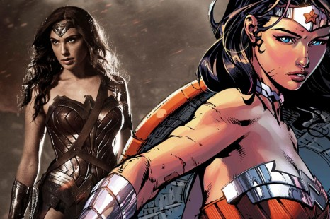 Wonder Woman : Les origines