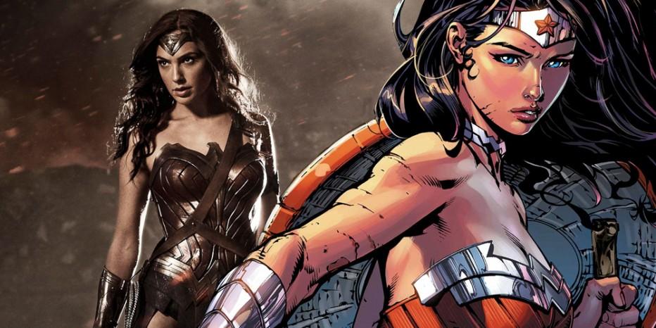 Wonder Woman : Les origines