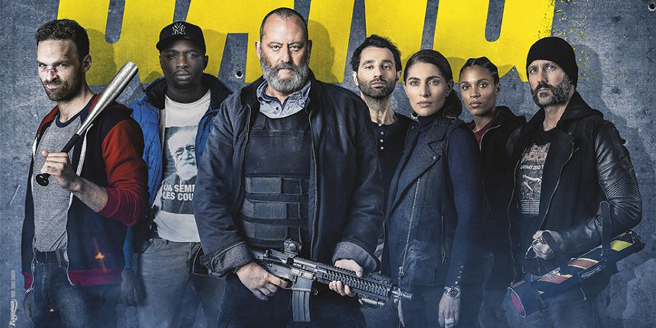 Antigang, le «French Heat» ?