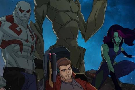 Aperçu de Marvel's Guardians of the Galaxy