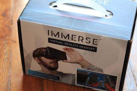 Casque VR pour smartphone