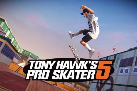Tony Hawk's Pro Skater 5 revient… mal