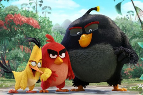 Premier Teaser pour The Angry Birds