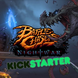 Voici BATTLE CHASERS: NIGHTWAR !