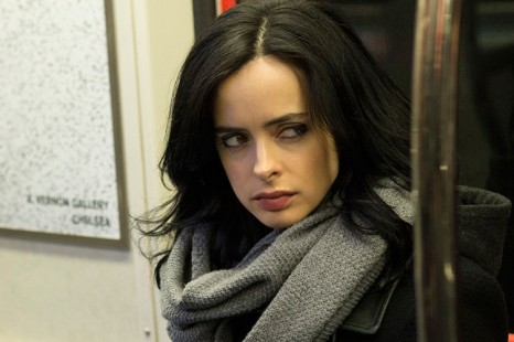 Premieres images pour Jessica Jones