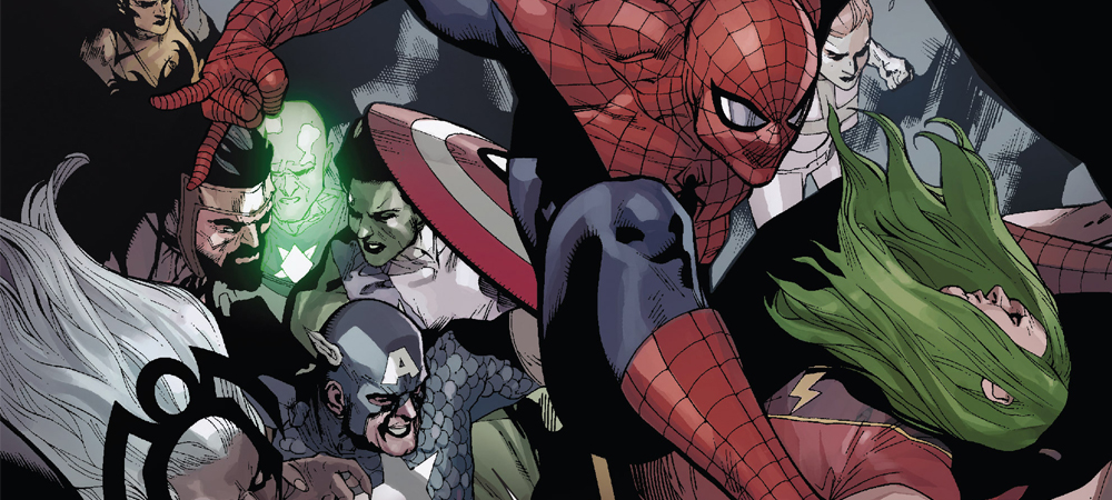 """Avengers, Assemble..."""