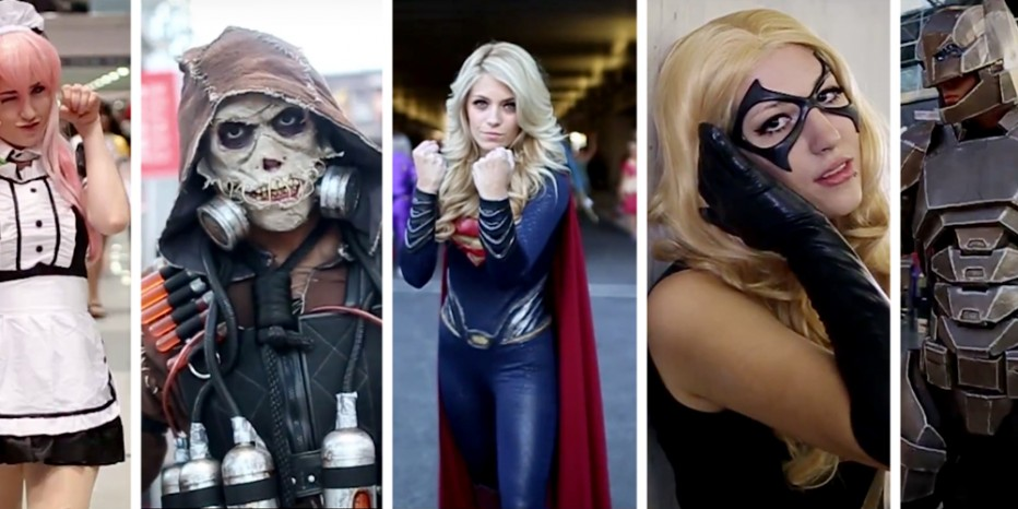 Les Cosplays du NYCC 2015 !