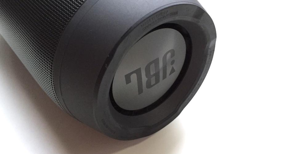 Les radiateurs passifs font leur arrivée sur la JBL Pulse 2 pour de meilleures basses.