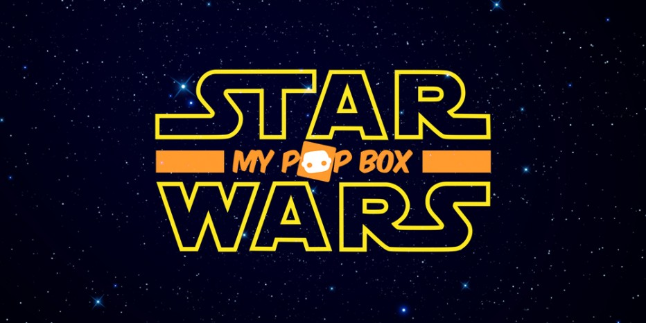 My Pop Box Star Wars
