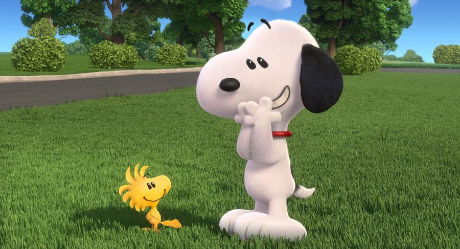 Le rendu graphique de Snoopy est magnifique et il est terriblement attachant.