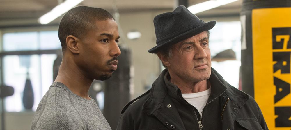 Adonis Johnson (Michael B. Jordan) trouve le meilleur des entraineurs en Rocky Balboa (Sylvester Stallone).