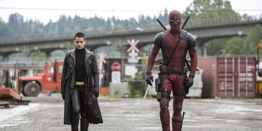 Deadpool va faire équipe avec une jeune mutante, Negasonic Teenage Warhead.