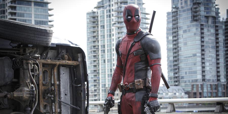 Peut-on parler de super-héros avec Deadpool ? Vulgaire, violent...