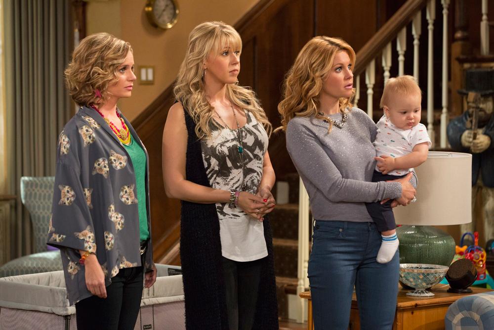 Les 3 blondes sont de retour sans Michelle.