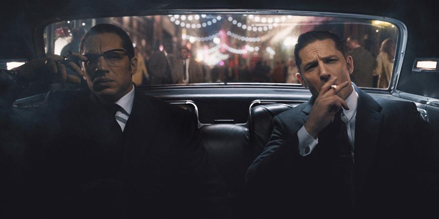 Voici les frères Kray, célèbres gangsters anglais des années 60.