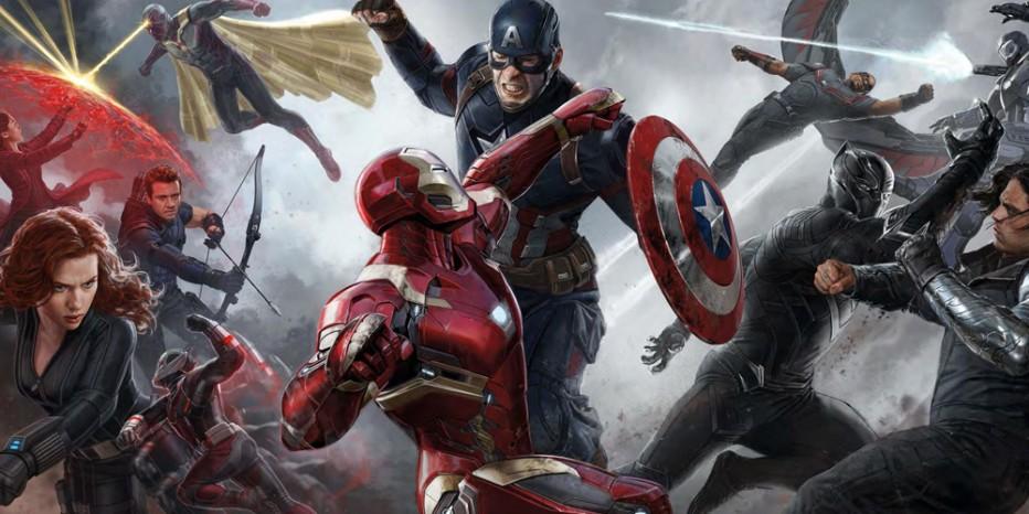 Un nouveau spot pour Captain America Civil War !