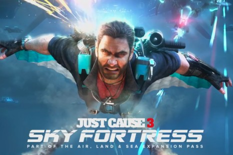 Le DLC dingue de Just Cause 3 !!!