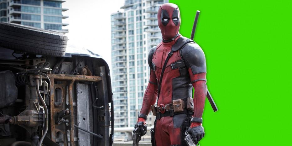 Découvrez les FX de Deadpool