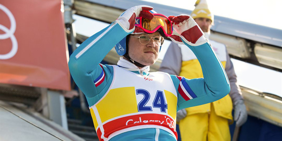 La légende Eddie The Eagle