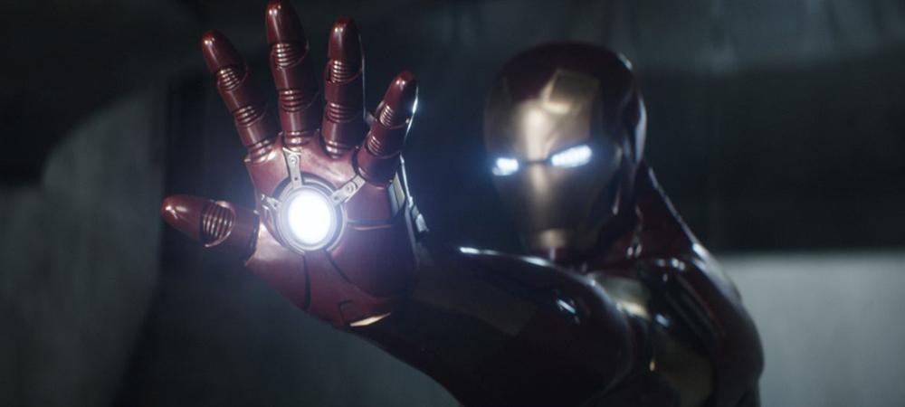 Quand Tony Stark arrête de parler, c'est que ça va mal...