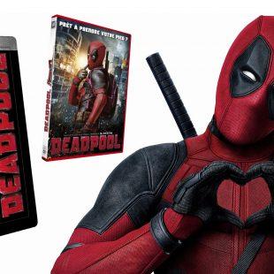 Offrez-vous Deadpool en bluray/dvd