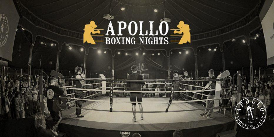 Apollo Boxing Nights : Fight !