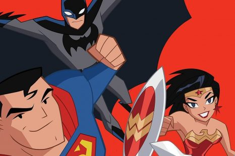 [SDCC] Enfin Justice League Action !