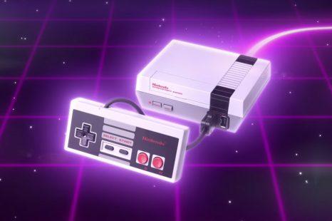 Craquez pour la NES Classic Mini Edition