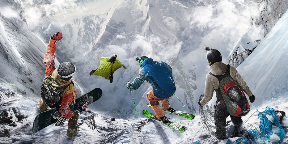 [GamesCom2016] Steep 100% adrénaline