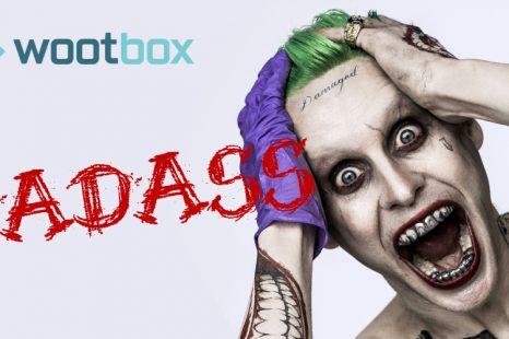Wootbox «Badass» d'août