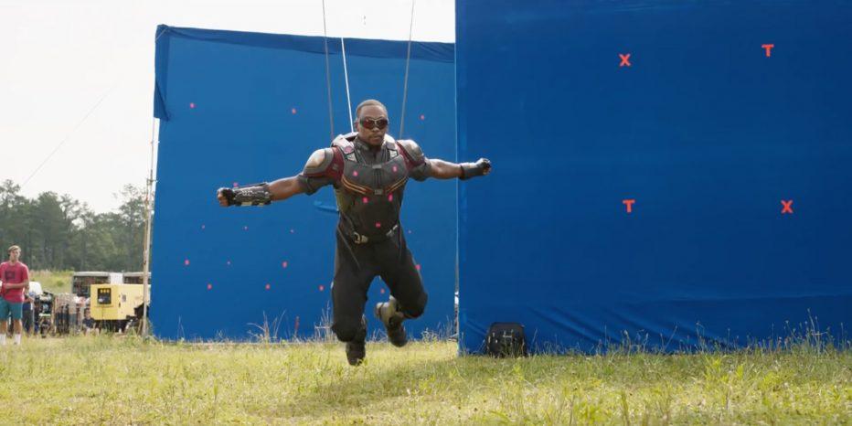Captain America Civil War : Le bêtisier
