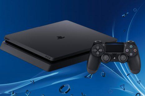 Voici la nouvelle PS4