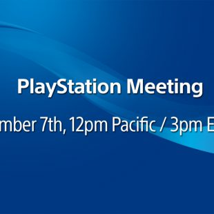 [En Direct] Conférence Playstation